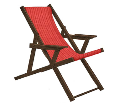 Beach Lounge Chair Plans Sling Chair Plans For Patio