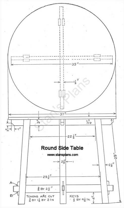 Xl Green Egg Table Plans Visit www.StansPlans.com for free woodworking plans.