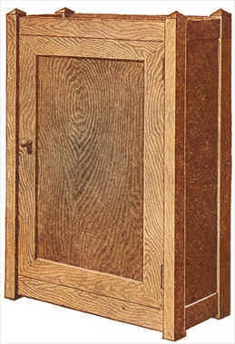 medicine cabinet - Fine Woodworking - videos, project plans, how