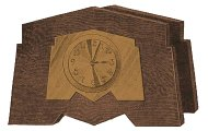 Clock plans index all free plans at stan 39 s plans for Small clocks for crafts