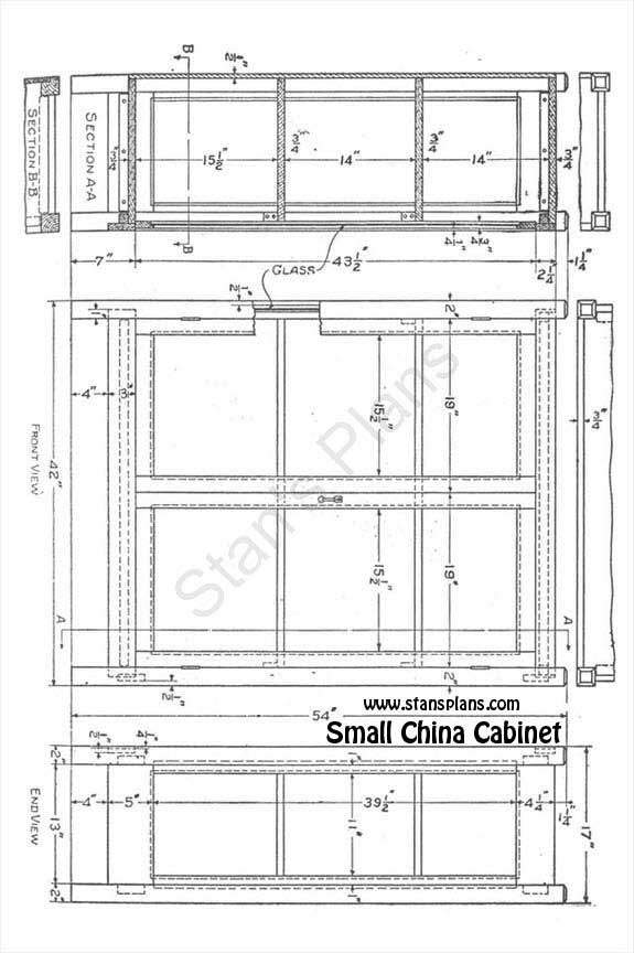 Permalink to free woodworking plans curio cabinets